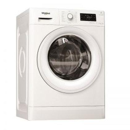 WHIRLPOOL 惠而浦 前置式洗衣機  FWG71283W  Fresh Care 蒸氣抗菌前置滾筒式洗衣機