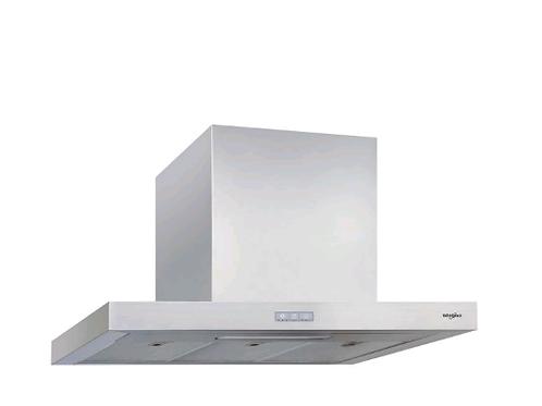 WHIRLPOOL惠而浦  AKT3590/IX  90厘米纖薄掛牆煙囱式抽油煙機