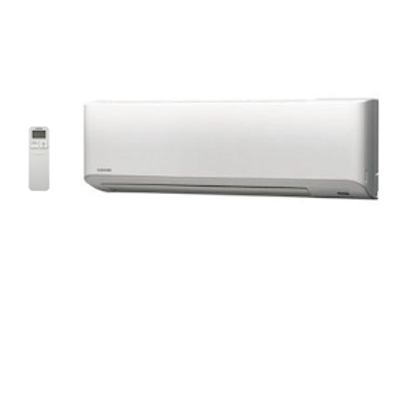 Toshiba東芝 1匹淨冷掛牆分體式冷氣機 RAS10BKS-HK