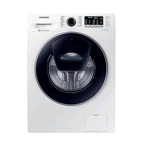 Samsung三星 WW90K54E0UW AddWashᵀᴹ  9kg前置式洗衣機 白色