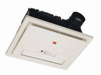 KDK 30BGCH 浴室寶(PTC無線遙控型號 – 浴室換氣暖風機)