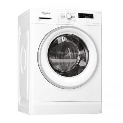 WHIRLPOOL 惠而浦 前置式洗衣機  FFCR70110  Fresh Care 蒸氣抗菌前置滾筒式洗衣機
