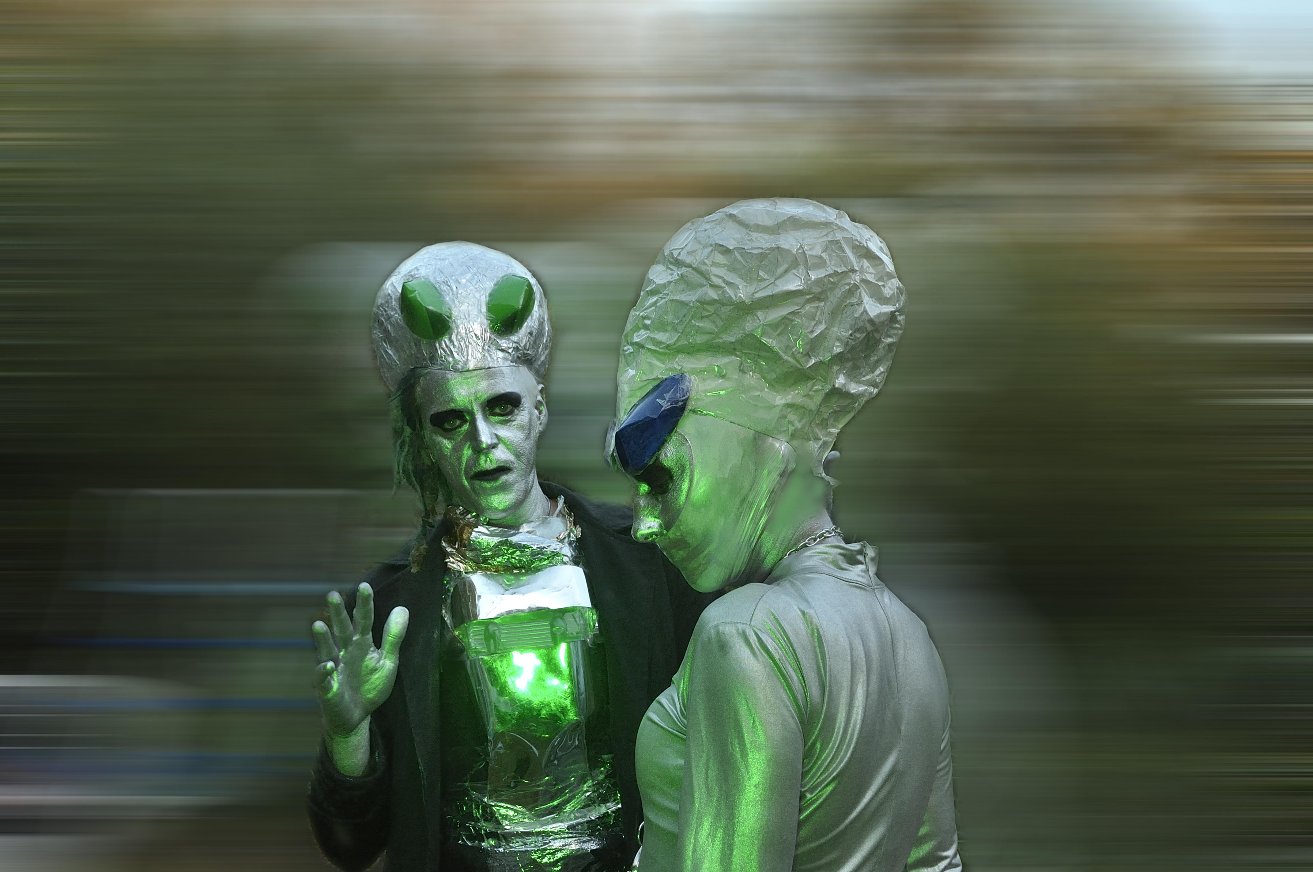 Alien- Ghost