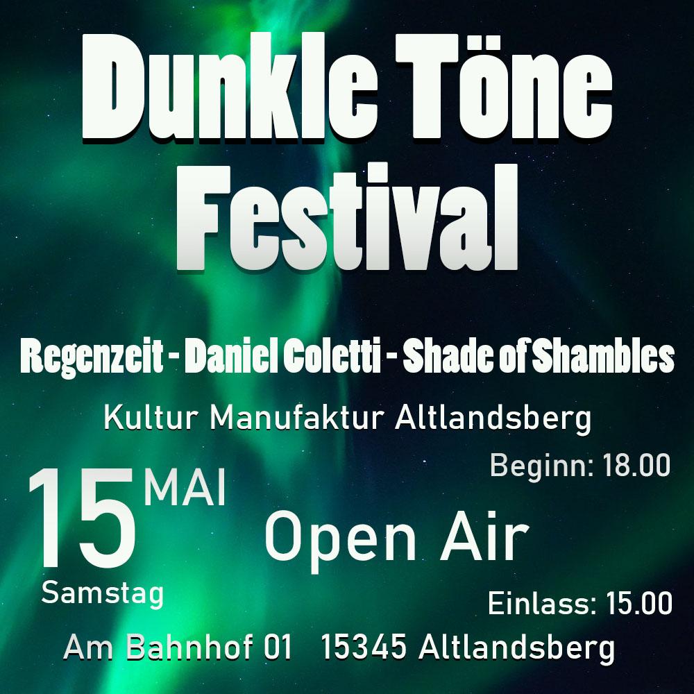 Dunkle Töne Festival