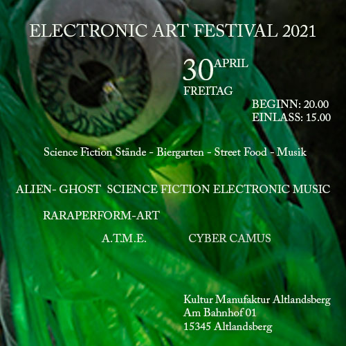 Science Fiction Electronic Art