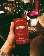 Caparzo//Merlot, Sangiovese