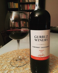 Gürbüz Winery//Cabernet Sauvignon