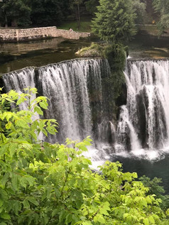 Bosnia Waterfall