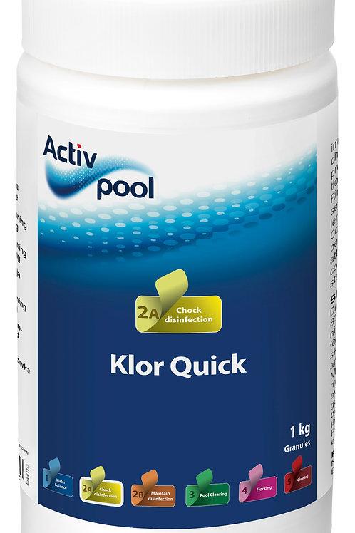 ActivPool Klor Quick granulat 1 kg