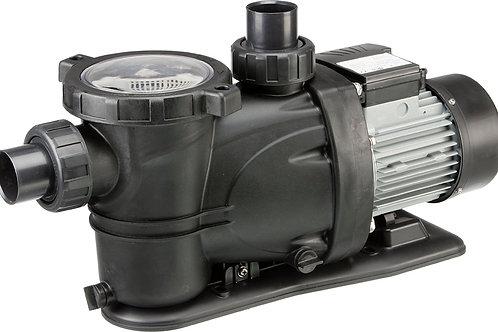 Pumpe 250W selvsugende+ forfilter