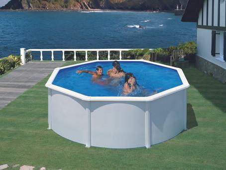 Træt af dit badebassin skal sættes op og tages ned hver år. Så se her