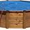 Thumbnail: Swimmingpool Naturtræ Rund Ø 4,9, H 1,2 meter