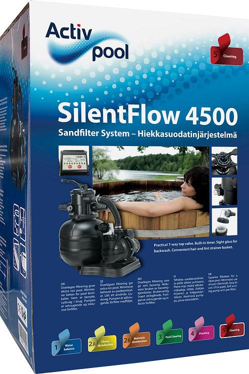 SilentFlow 4500 Sandfiltersystem