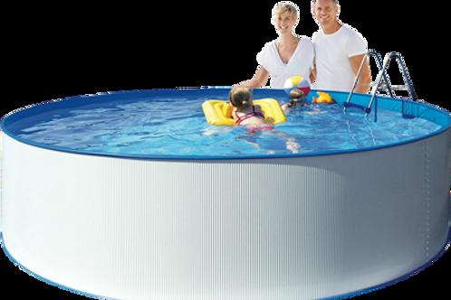 Pool Kreta Ø4,60 x 0,9 + pumpe