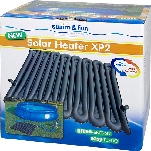 SolarHeater XP2 (Easy-ToDo)