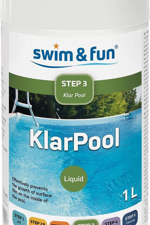 KlarPool 1 Liter ( Algemiddel )