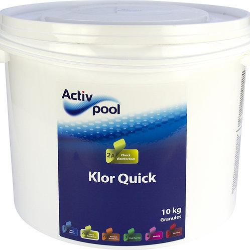 ActivPool Klor Quick granulat 10 kg