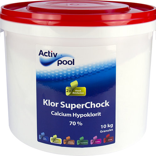 ActivPool Calcium hypoklorit , 70% 10kg