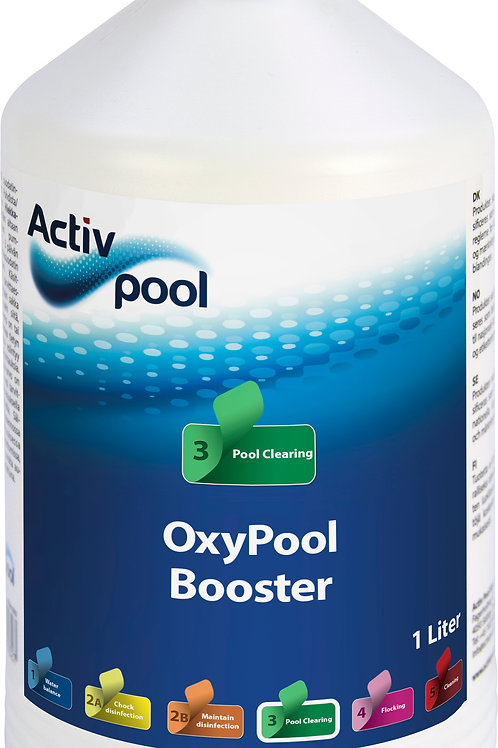 ActivPool OxyPool Booster 1 L