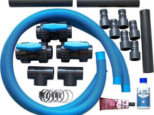 By-Pass kit til varme pumpe