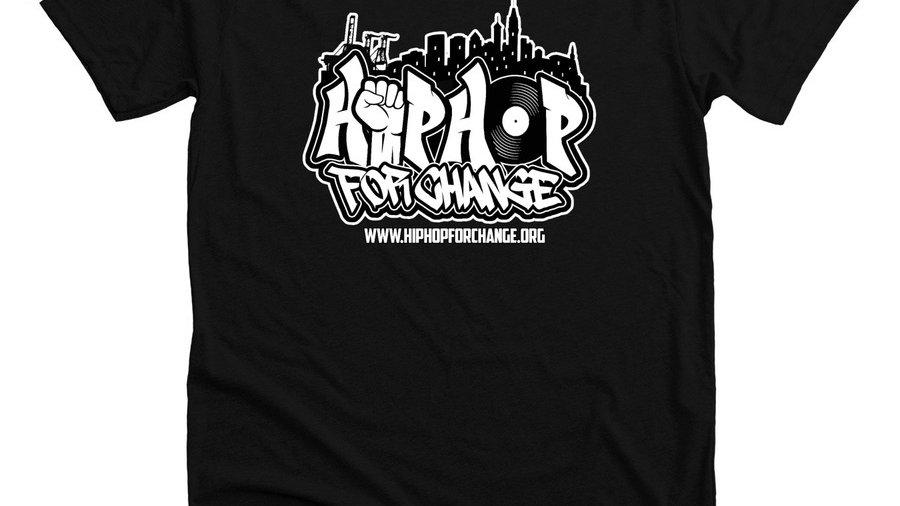 Hip Hop For Change Tee