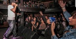 Khafre Jay Performing