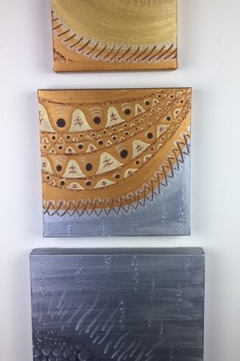 Stitched (3 canvas)