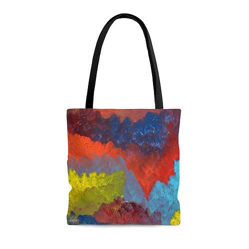 AOP Tote Bag - Bold