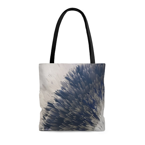 AOP Tote Bag - Feathered