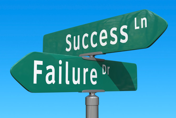 Start-Up Small Business – Part 7 – (What if I fail?)