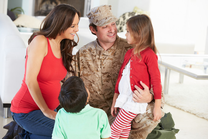 The Military Family Tax Relief Act