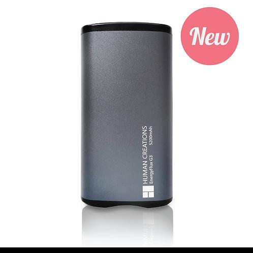 EnergyFlux G3 Series 5200mAh Rechargeable Hand Warmer / External Battery Pack