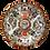 Thumbnail: Medallion Rose Plate