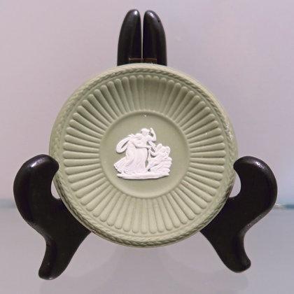 Wedgwood Green Round Dish