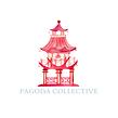 Pagoda Collective Logo | Find curated antiques, chinoiserie design, home design decor, elegant curios, interior design