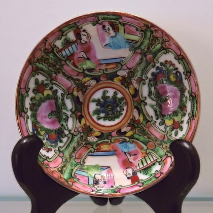 Rose Medallion Ring Dish