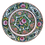 Thumbnail: Rose Medallion Plate w/Six Painted Symbols