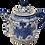 Thumbnail: Blue & White Mini Tea Pot