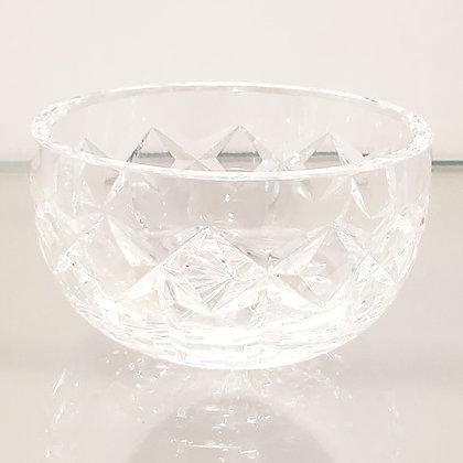 "Waterford Crystal Bowl ""Palm Springs"""