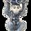 Thumbnail: Dark Blue Monkey w/Cabbage Leaf