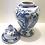 Thumbnail: Blue & White Temple Jar