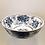 Thumbnail: Blue & White Floral Bowl