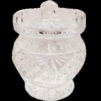 Waterford Crystal Jam Jar