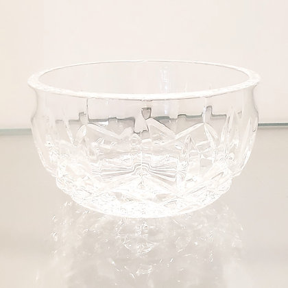 "Waterford Crystal Bowl ""Coronado"""