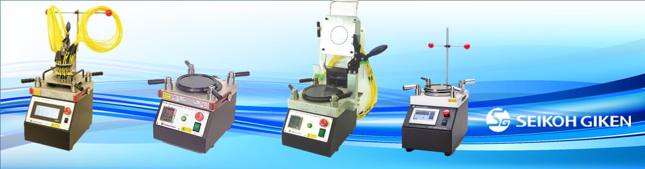 Seikoh Giken Polishing Equipment