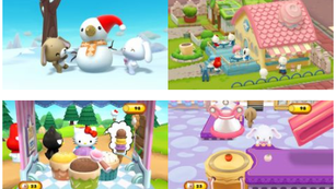 Sanrio Digital and Zoo Games Release First-Ever Hello Kitty® Game for Nintendo Wii™ System