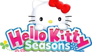 "Sanrio Digital and Zoo Games Announce ""Hello Kitty® Seasons"" for Nintendo Wii"