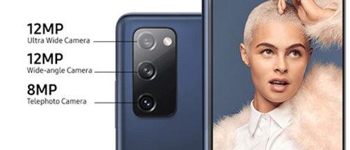 """SAMSUNG S20 FE-4G G780 6.5"""" 128GB BLUE"""