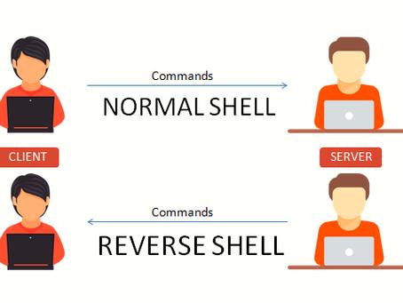 REVERSE SHELLל BIND SHELL מה ההבדל בין