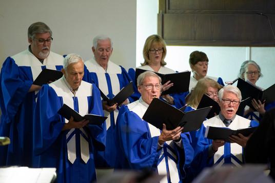 Traditional Choir at 11am